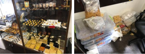 В двух областях перекрыли незаконный канал по продаже янтаря