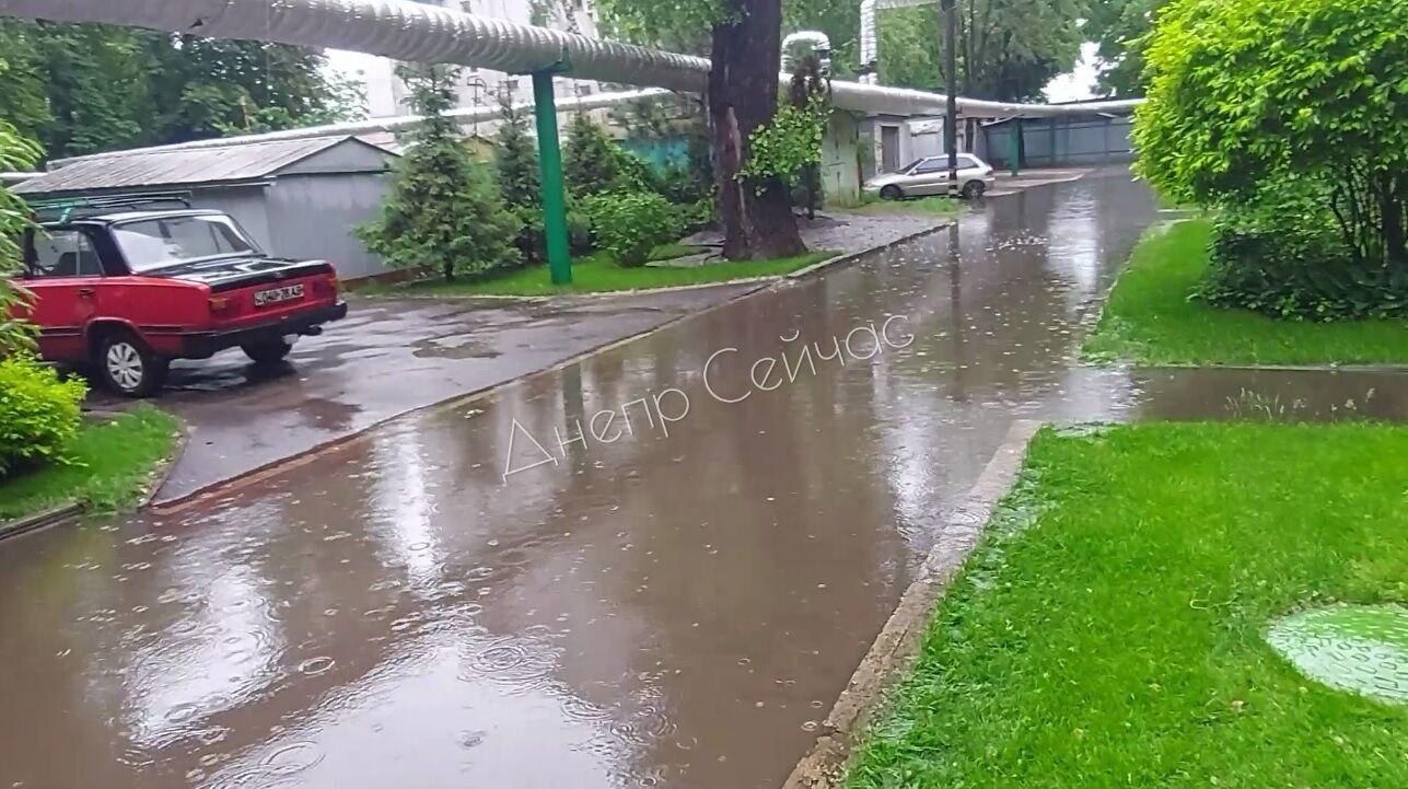 Потоп в Днепре
