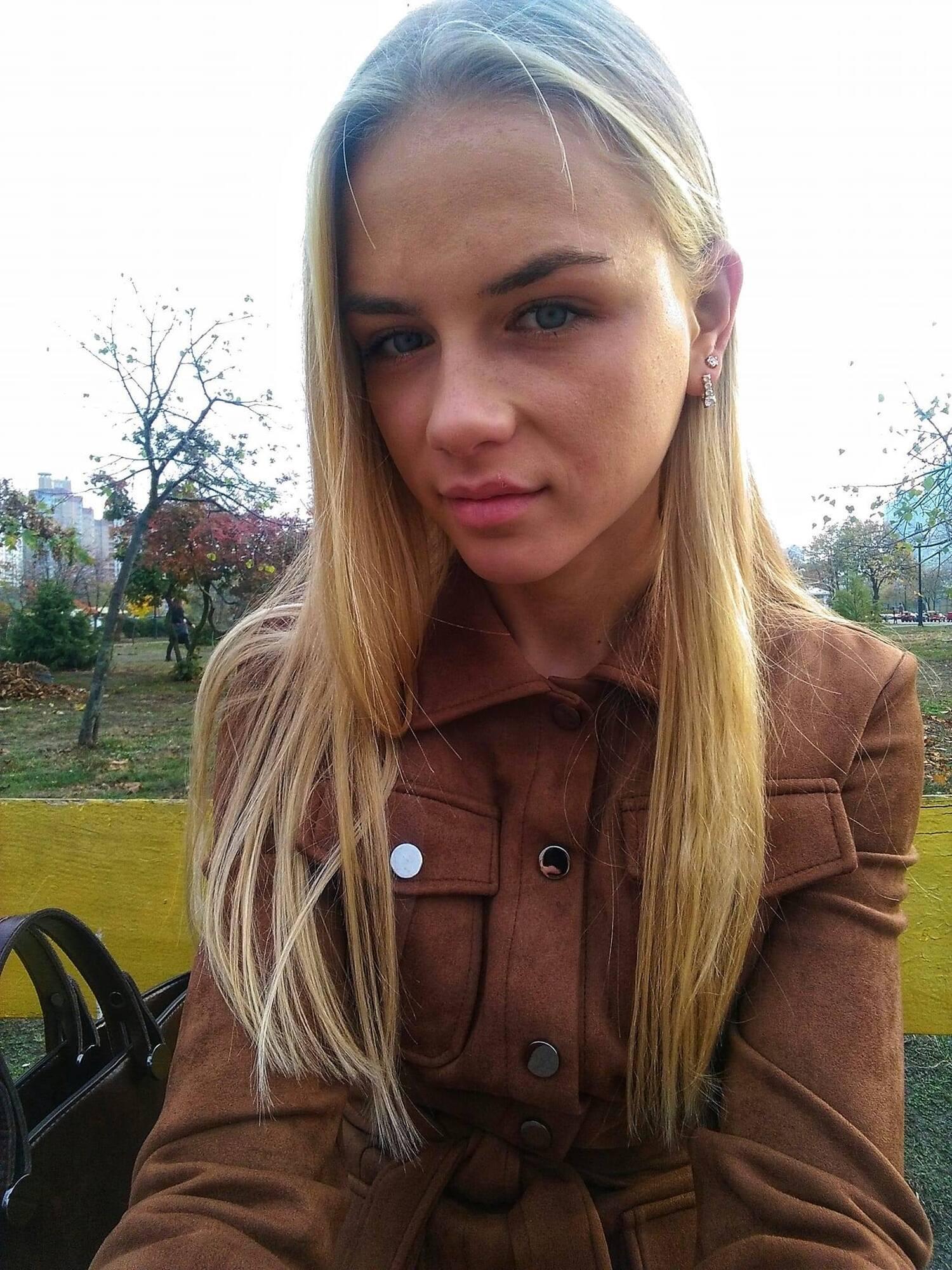 Катерина Долган.