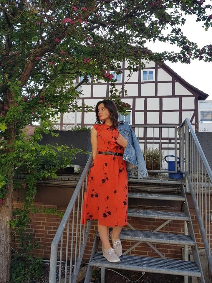 Анна работала в Германии последнее время