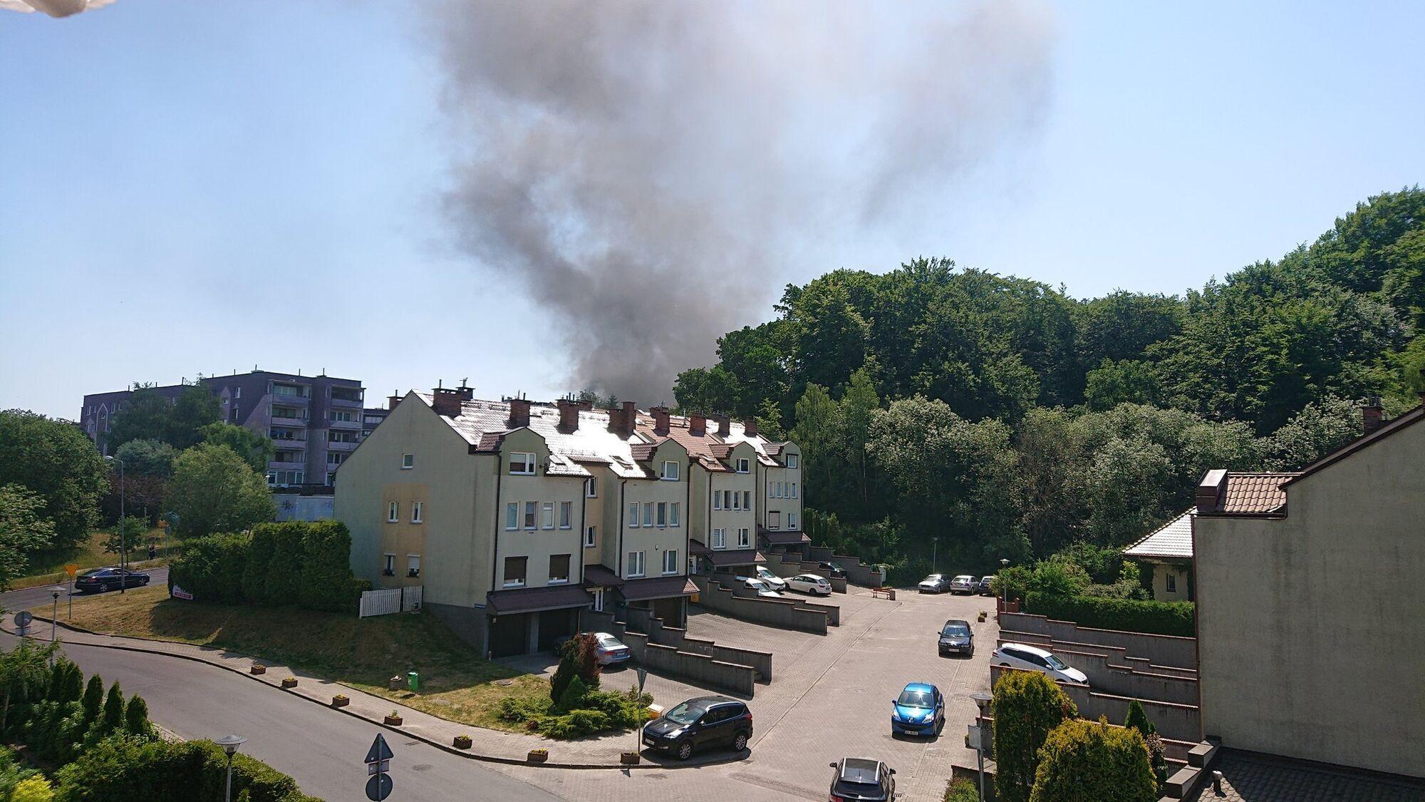 Возле Щецина попали в аварию эвакуаторы и платформы с танками