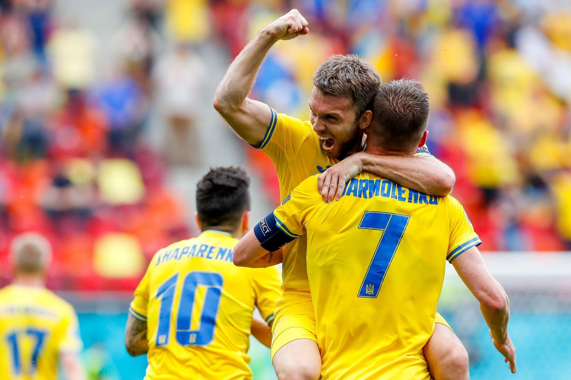 Українці зіграють з австрійцями за плей-офф