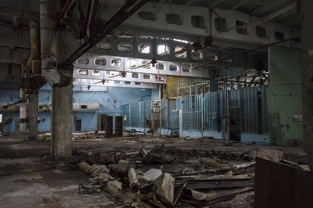 """Чернобыль. Тайны завода """"Юпитер"""""""