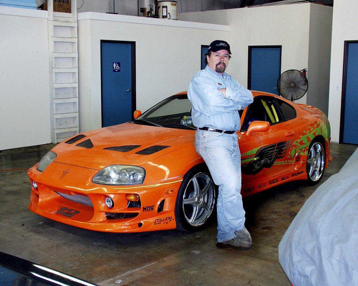 Перший власник машини Едді Пол