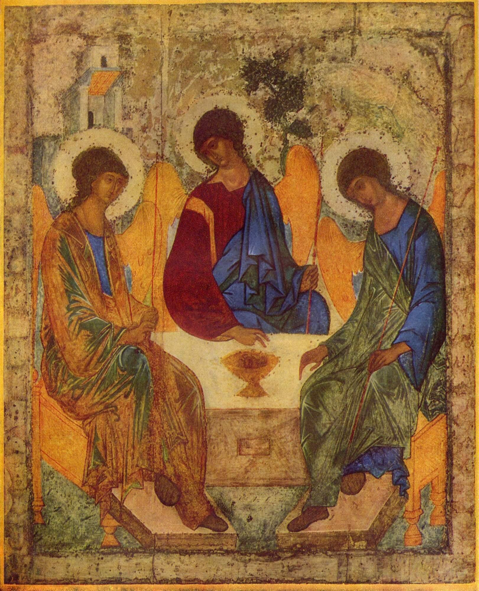 Духов день – особый праздник, посвященный прославлению третьей ипостаси Триединого Бога – Святого Духа