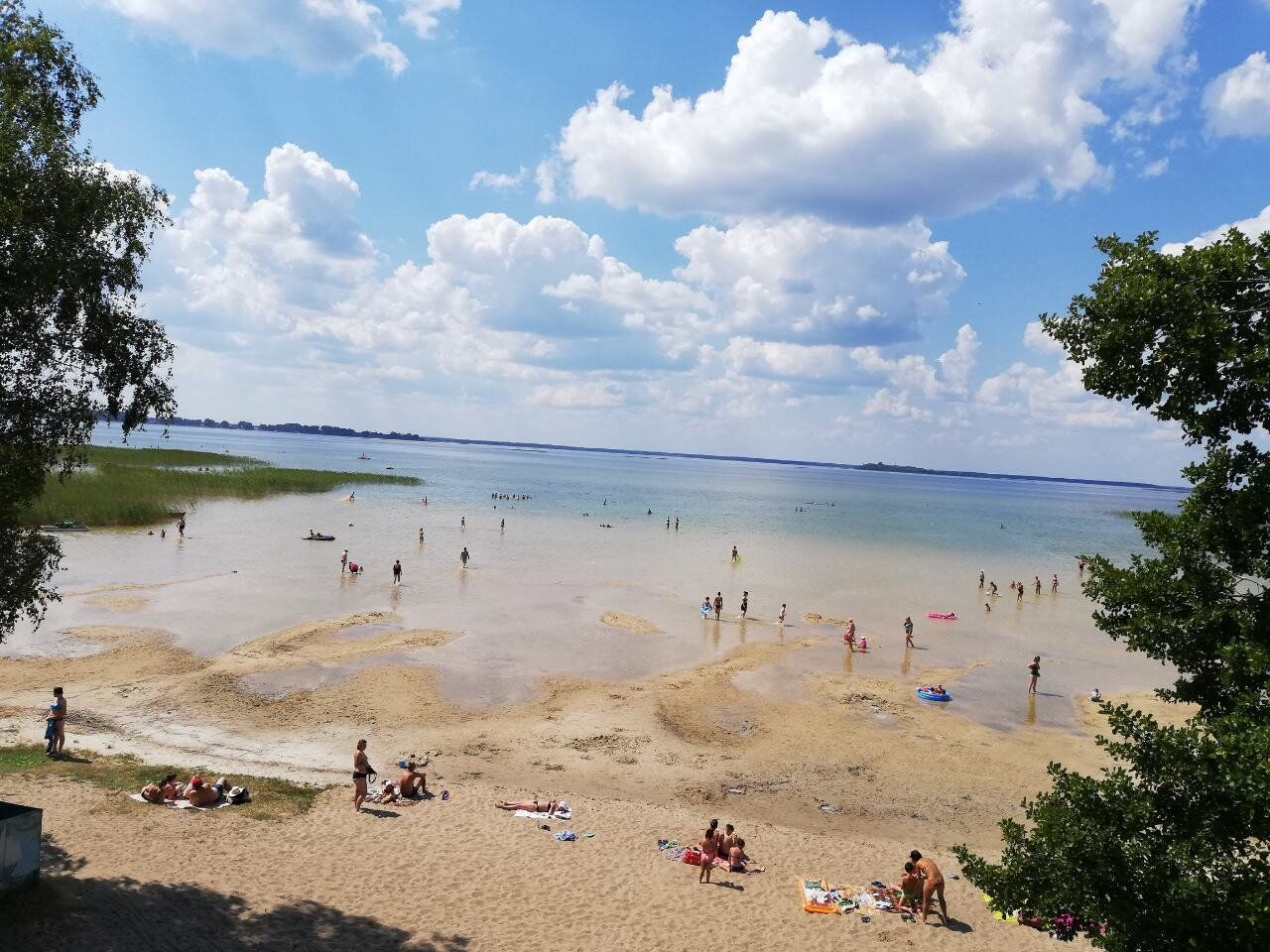 Живописные Шацкие озера на Волыни могут по праву соперничать с морским отдыхом