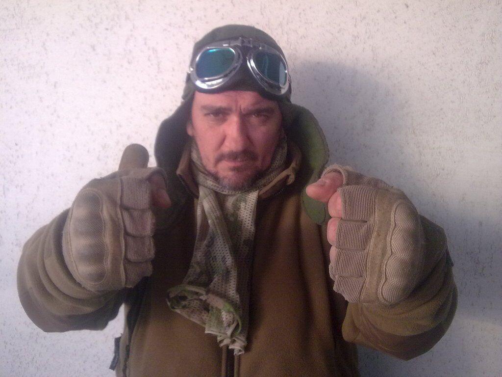 Украинский блогер Святослав Носов