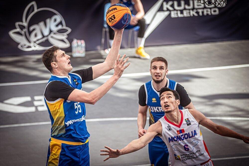 В последнем матче украинцы уступили Монголии