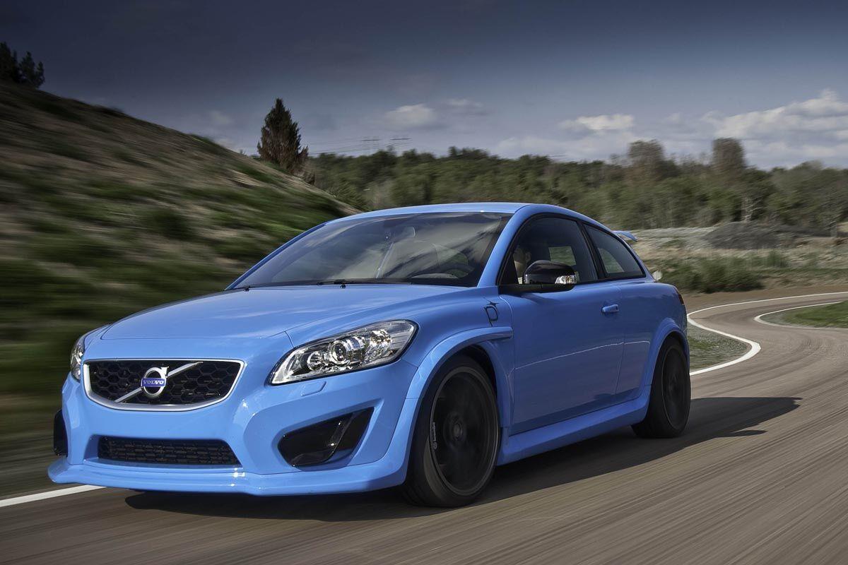 Volvo создали всего 250 экземпляров C30 Polestar