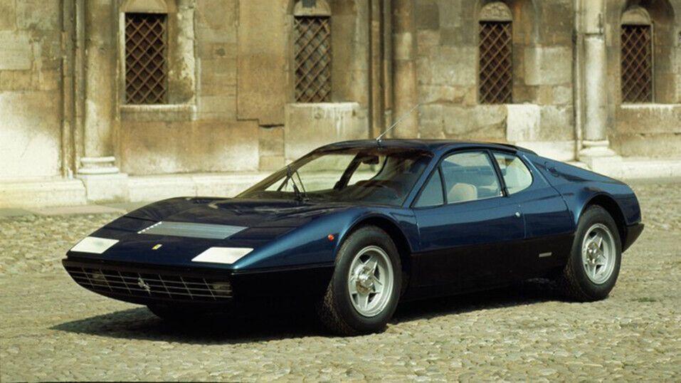 Двигатель Ferrari 365 QT4 BB выдавал 380 л.с.