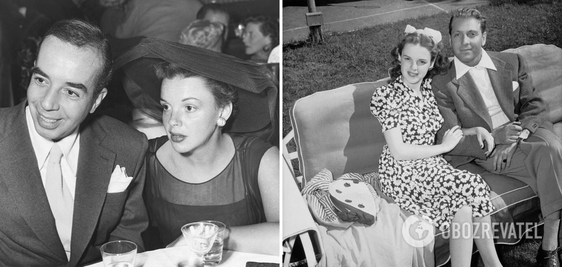 Джуди Гарланд и Винсент Минелли поженились в 1945 году.