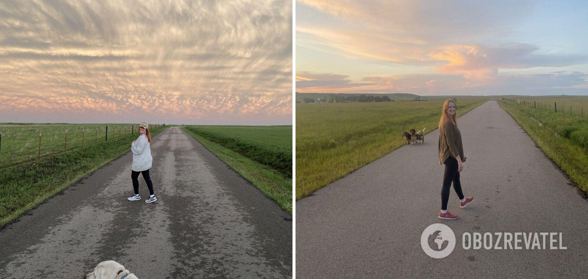 Разница между фото 4 месяца