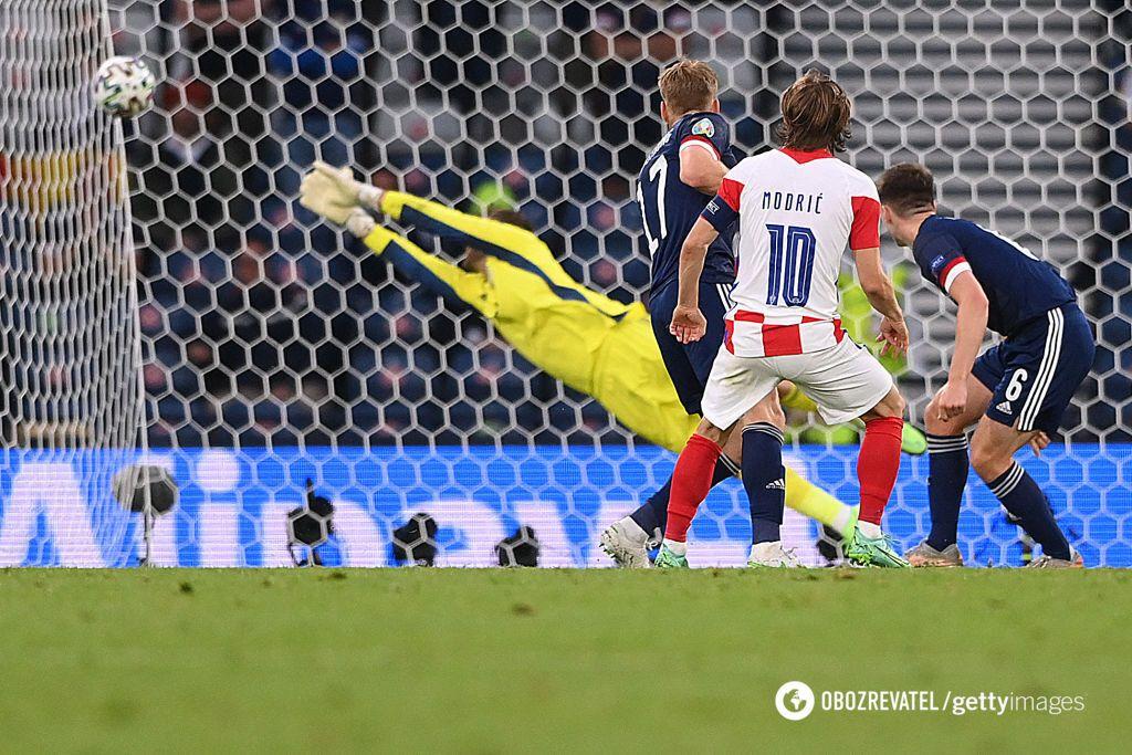 Модріч забив шикарний гол на Євро-2020.