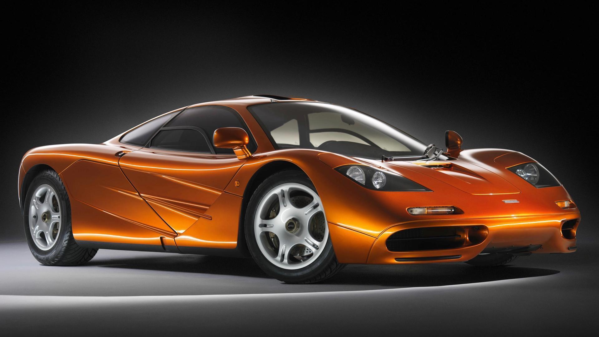McLaren F1 разгоняется до 96 км/ч за 3,2 секунды