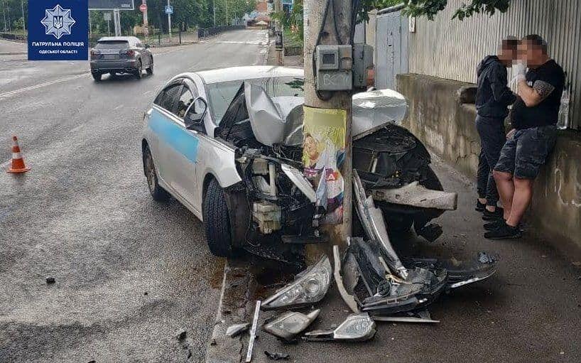 В ДТП постраждали четверо осіб