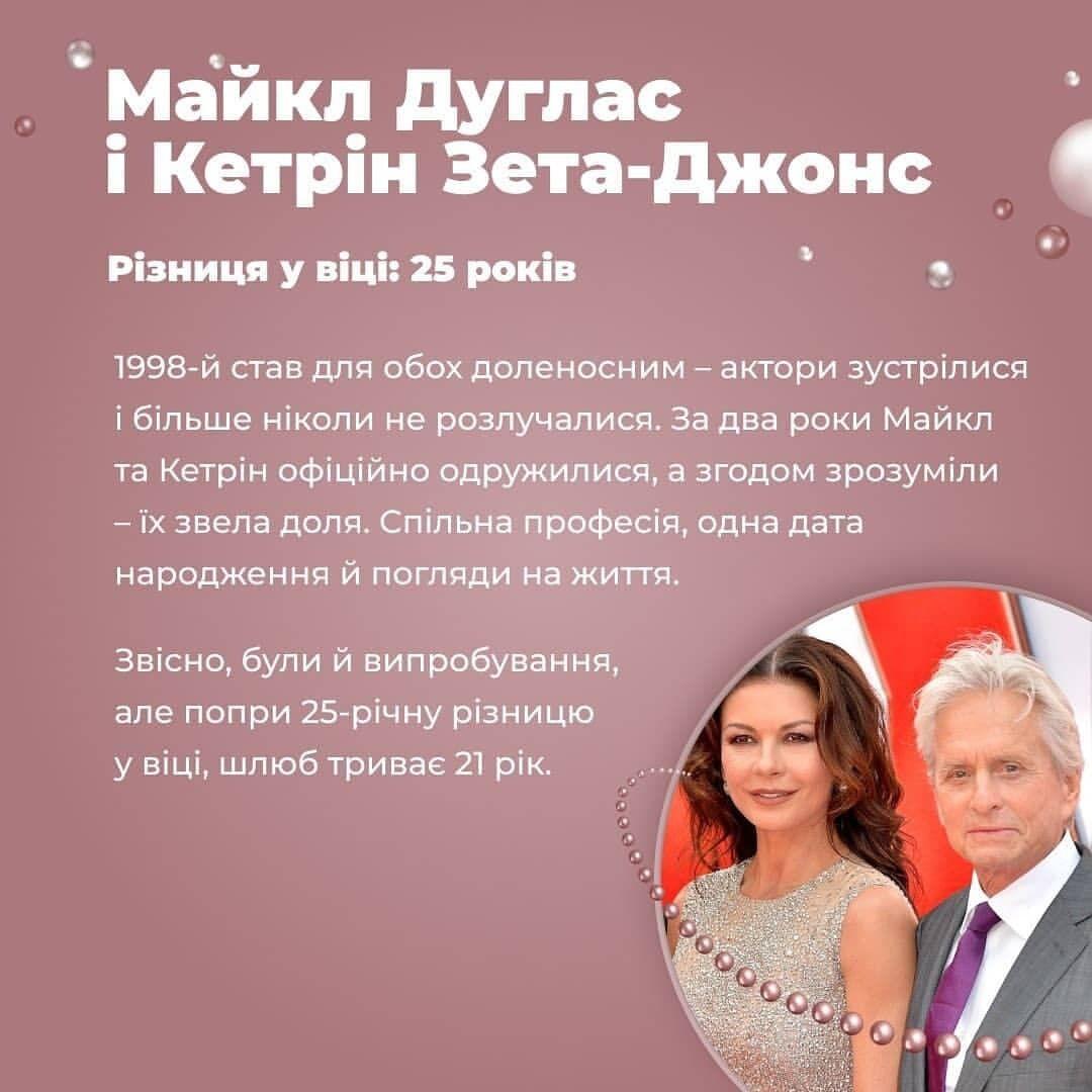 Кетрін Зета-Джонс і Майкл Дуглас