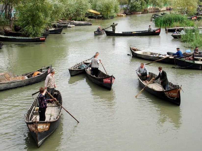 Недалеко от Одессы расположилась настоящая украинская Венеция