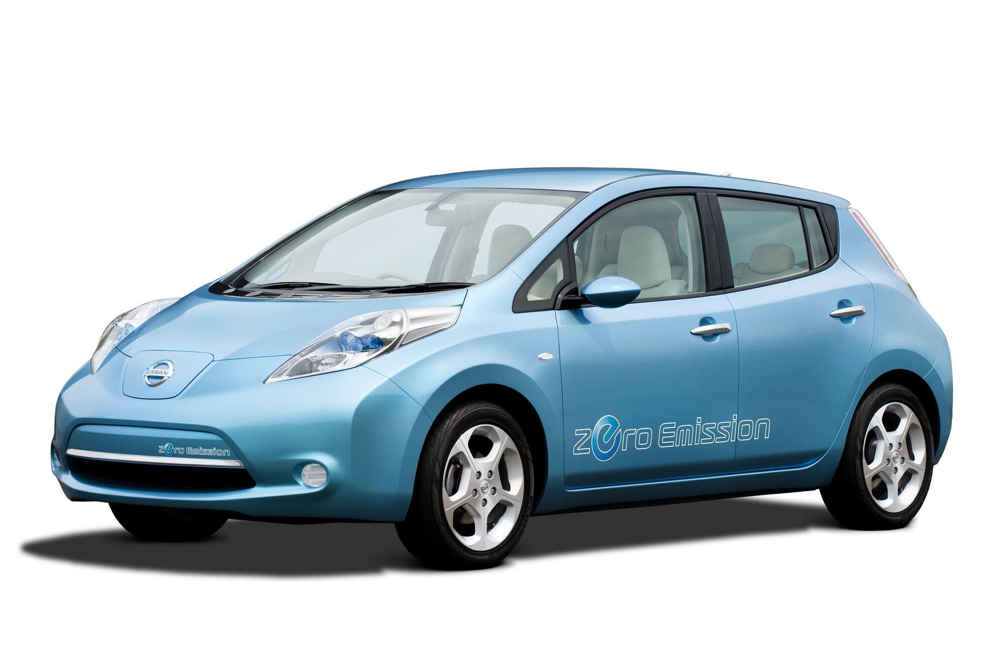 Nissan Leaf першого покоління дебютував наприкінці 2010 року
