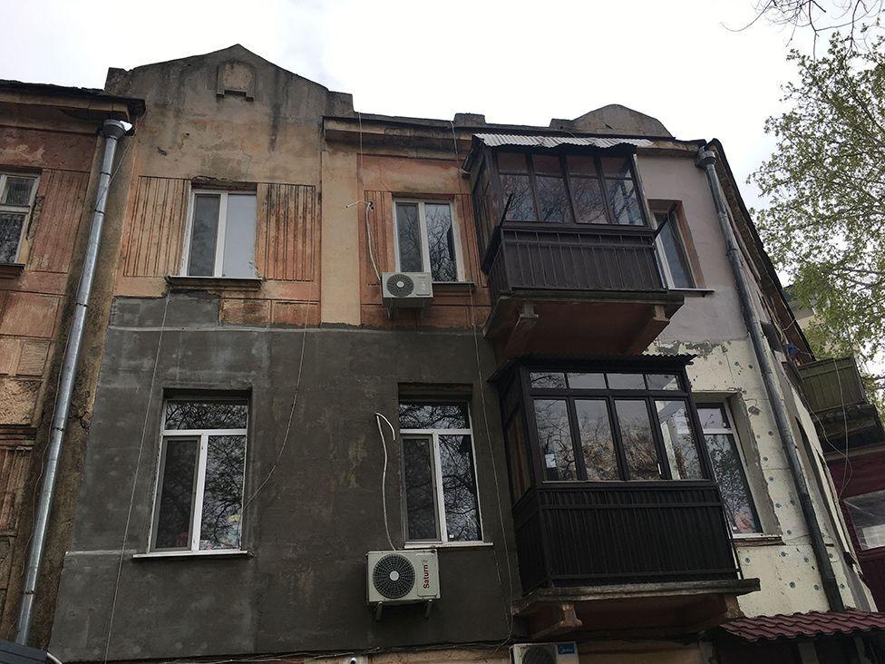 Квартира в Одессе, за которую Джеймс отдал Кристине 200 тысяч долларов