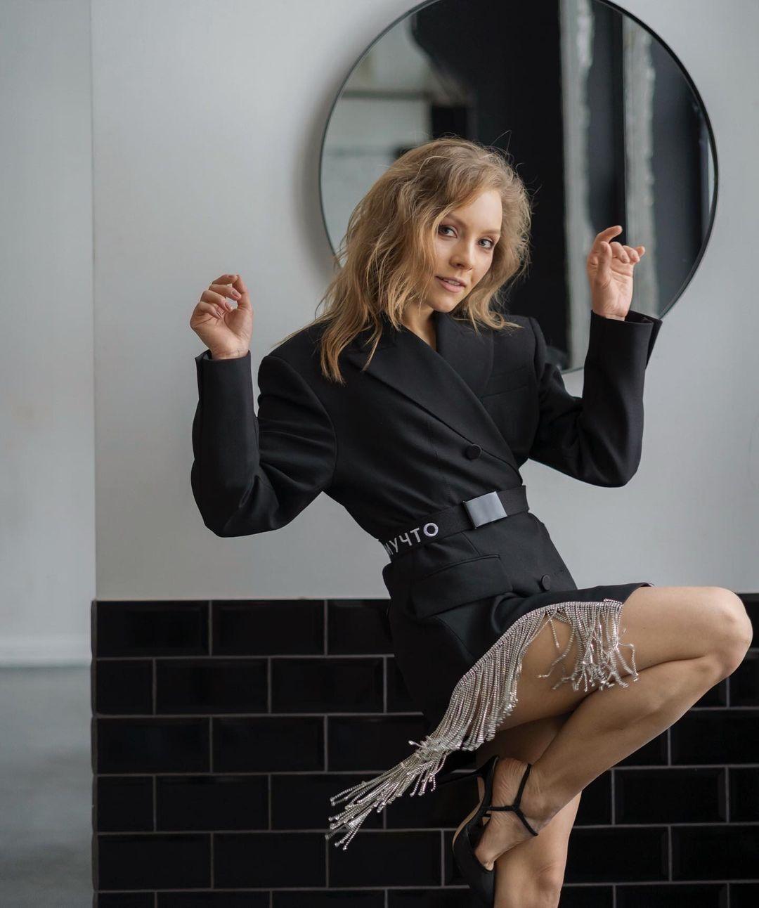 Українська хореографиня і танцівниця Олена Шоптенко