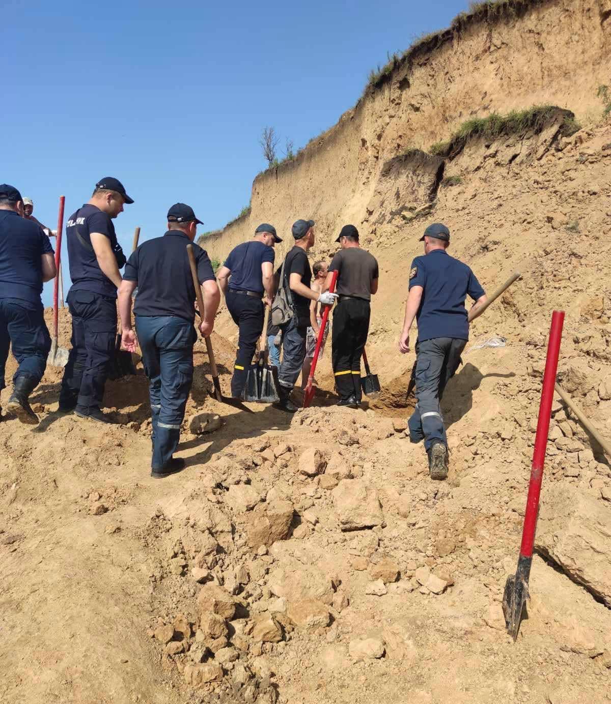 После ЧП в Лебедевке утром 23 июня продолжилась поисковая операция