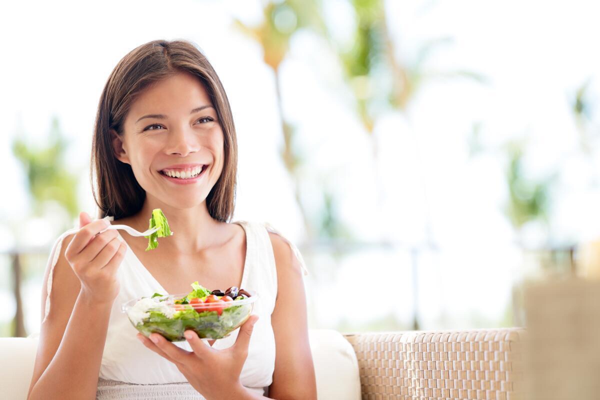 У раціон влітку потрібно додати продукти, багаті антиоксидантами