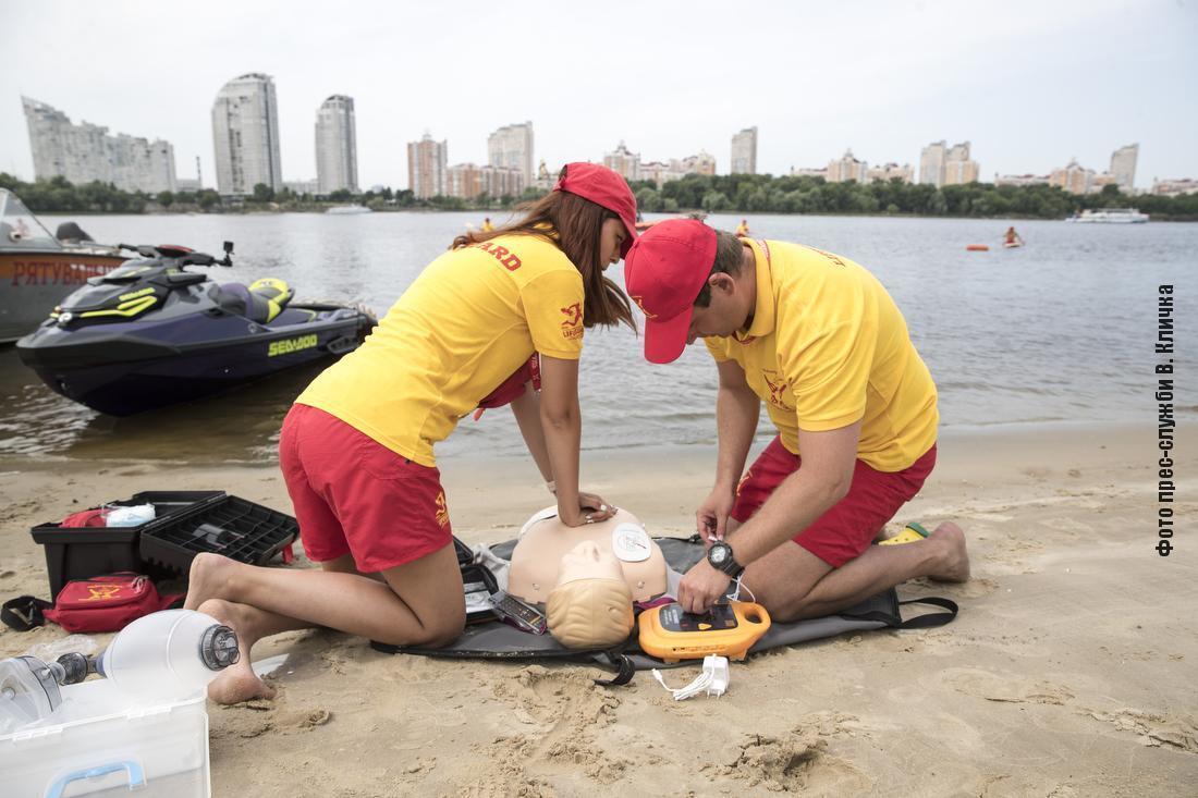 У цьому році на пляжах міста працює 150 лайфгардів.
