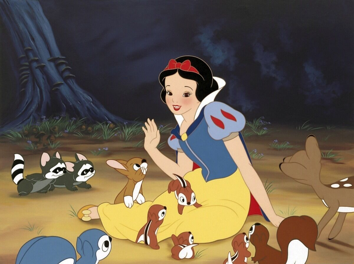 """""""Белоснежка и семь гномов"""" вышел на экраны в 1937 году"""