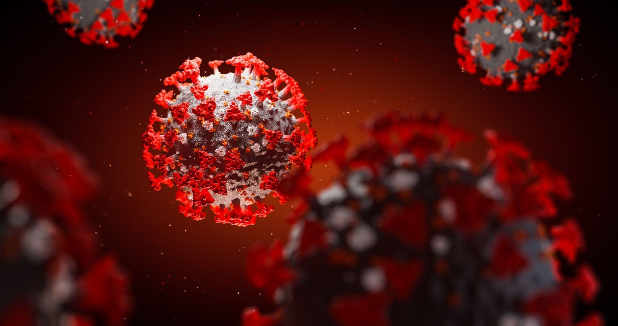 Штам коронавірусу
