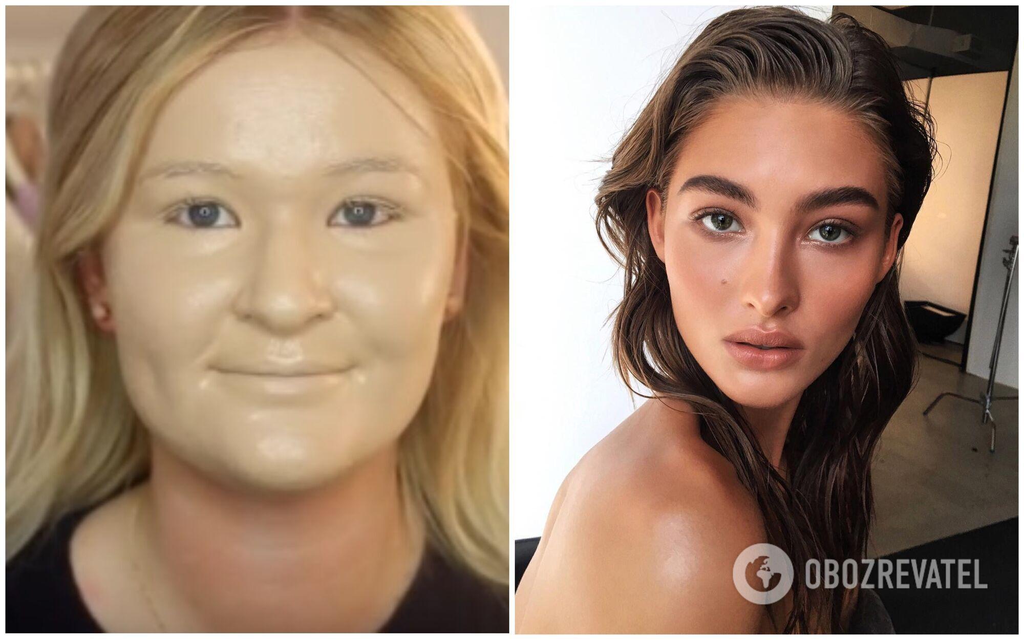 Стоит посоветоваться с косметологом или визажистом и подобрать идеальный и тональный крем под цвет своей кожи