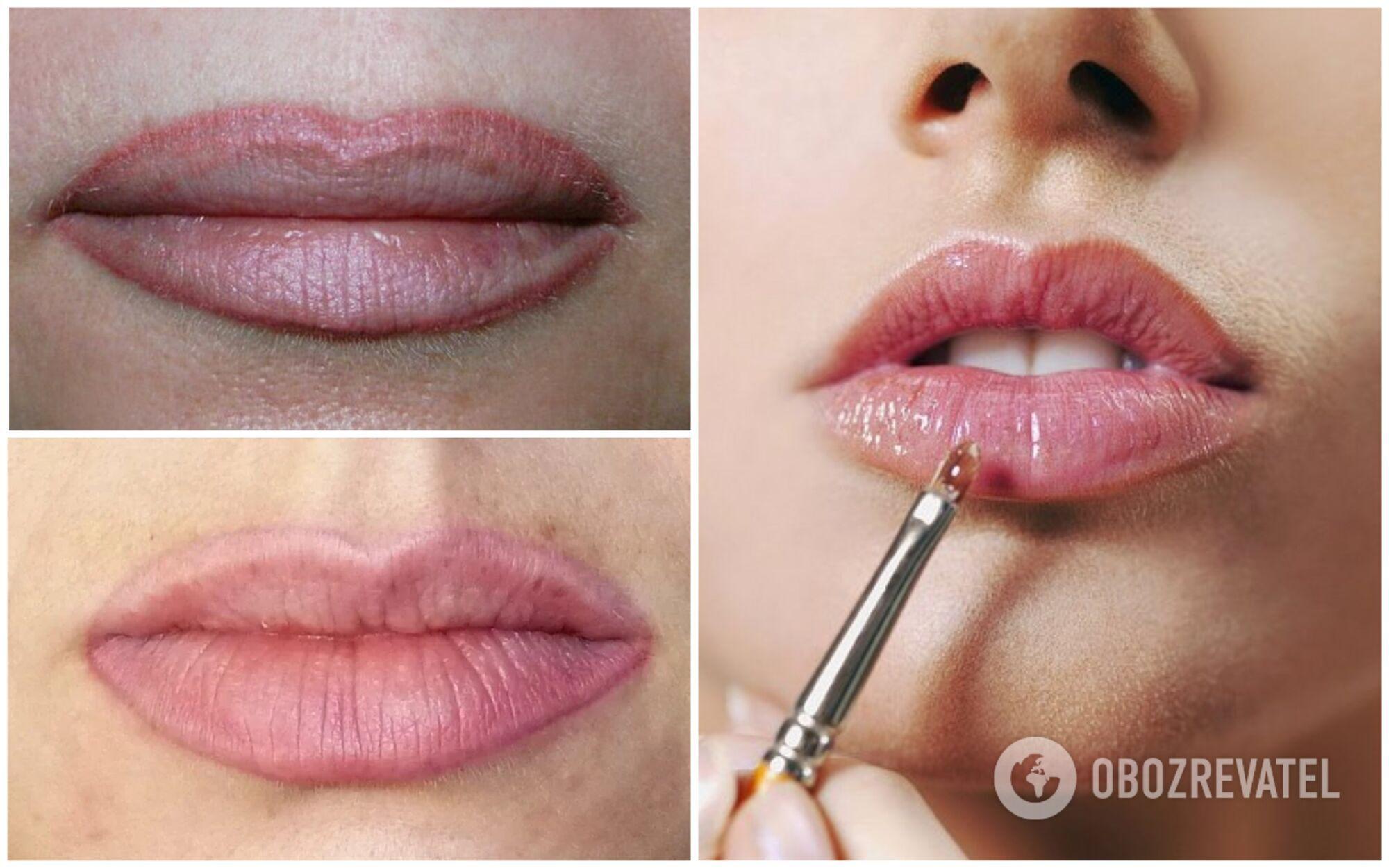 Контурный карандаш – залог качественного макияжа губ