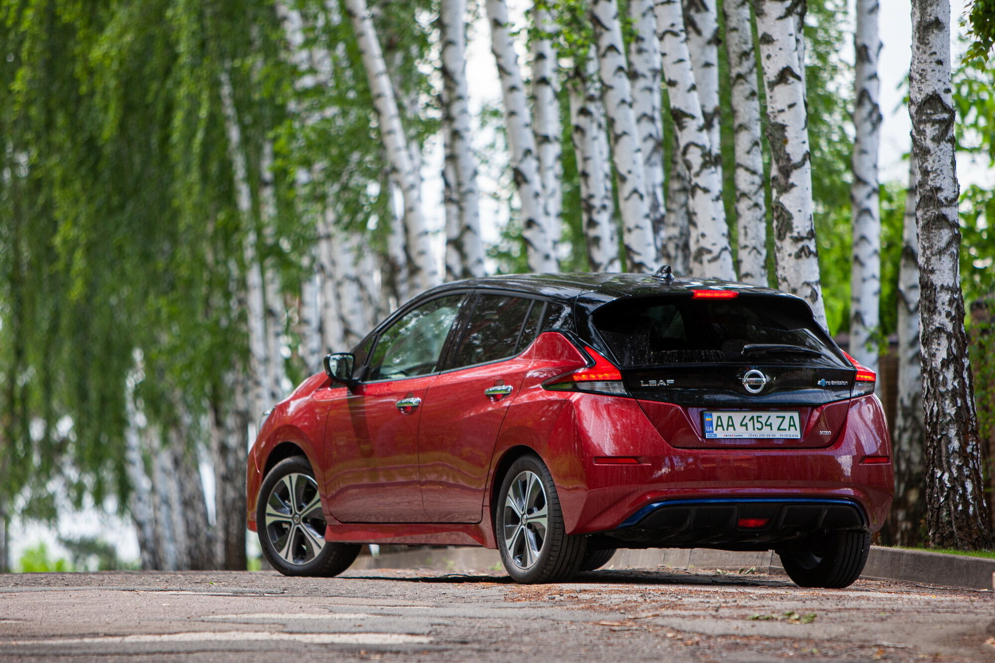 Провісник нової ери: тестуємо новий Nissan Leaf