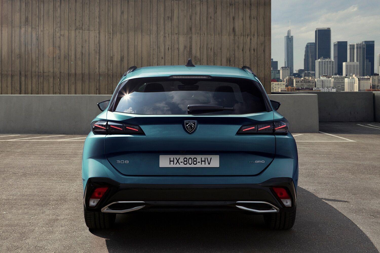 Производство универсала 308 SW будет организовано на заводе компании в Мюлузе