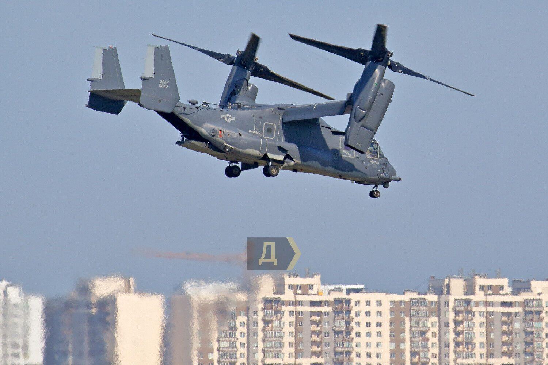 Конвертоплан CV-22B Osprey