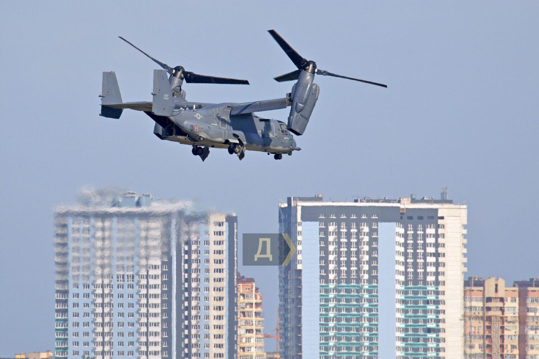 CV-22B Osprey зі США