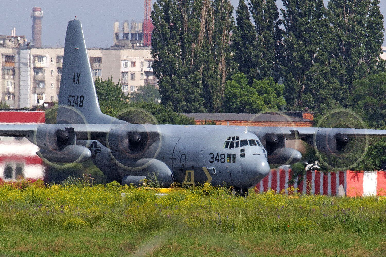 Літак C-130т Hercules