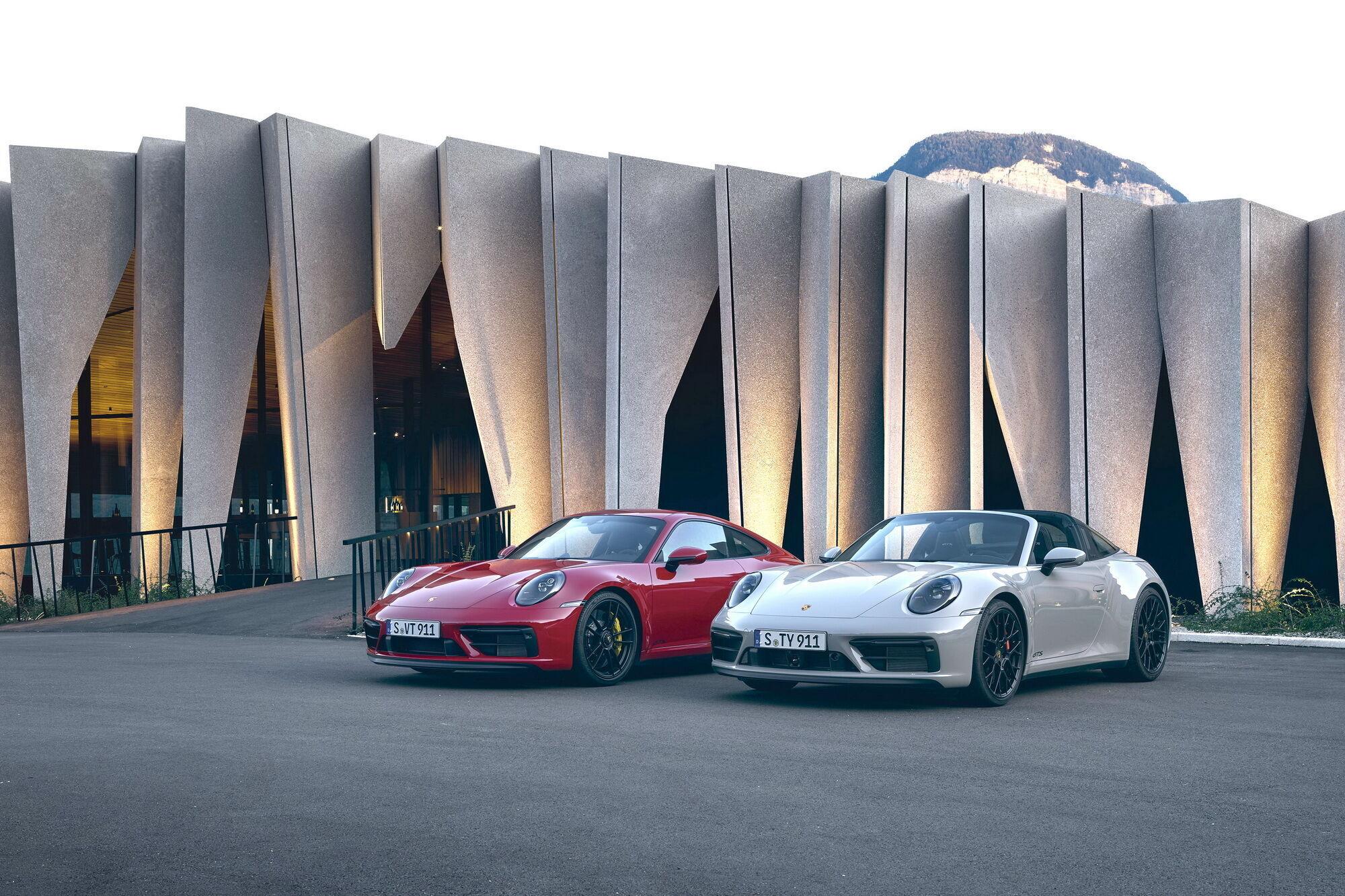 На выбор покупателям будет предложены пять вариантов GTS