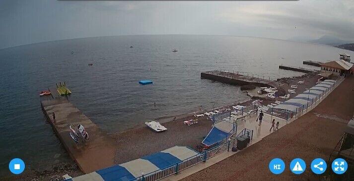 Що відбувається на пляжах Криму