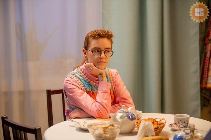 Акторка Ірина Поплавська вперше знімається в кіно
