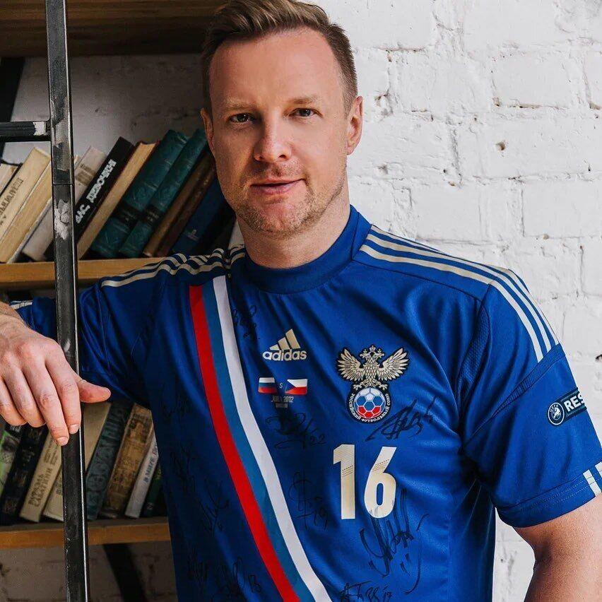 В'ячеслав Малафєєв провів 29 матчів за збірну Росії.