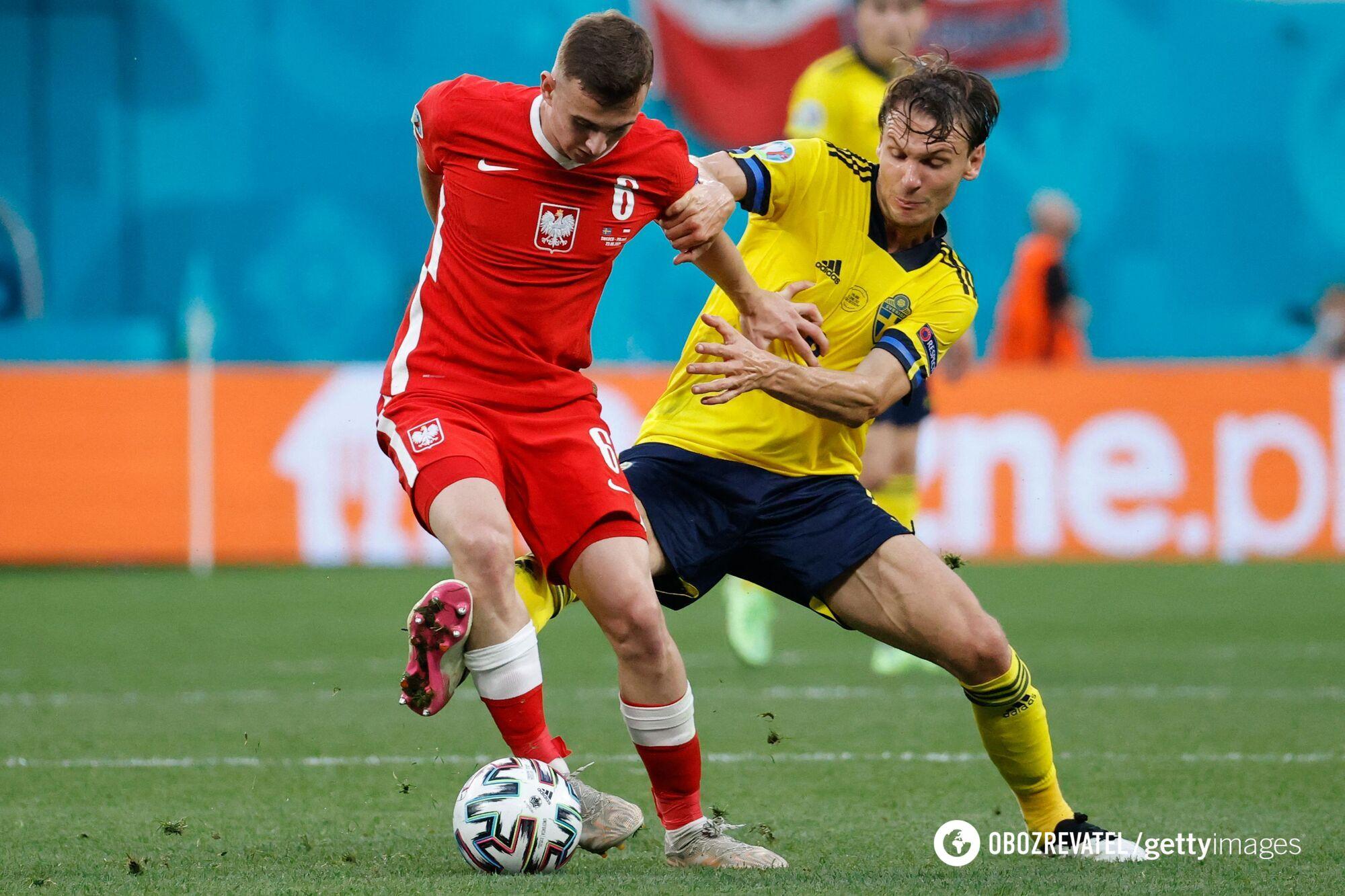 Албин Экдаль – основной игрок сборной Швеции.