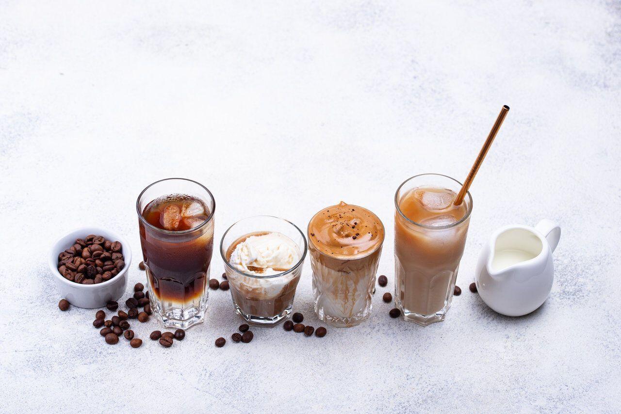 Кофе летом можно пить не более 3 чашек в день