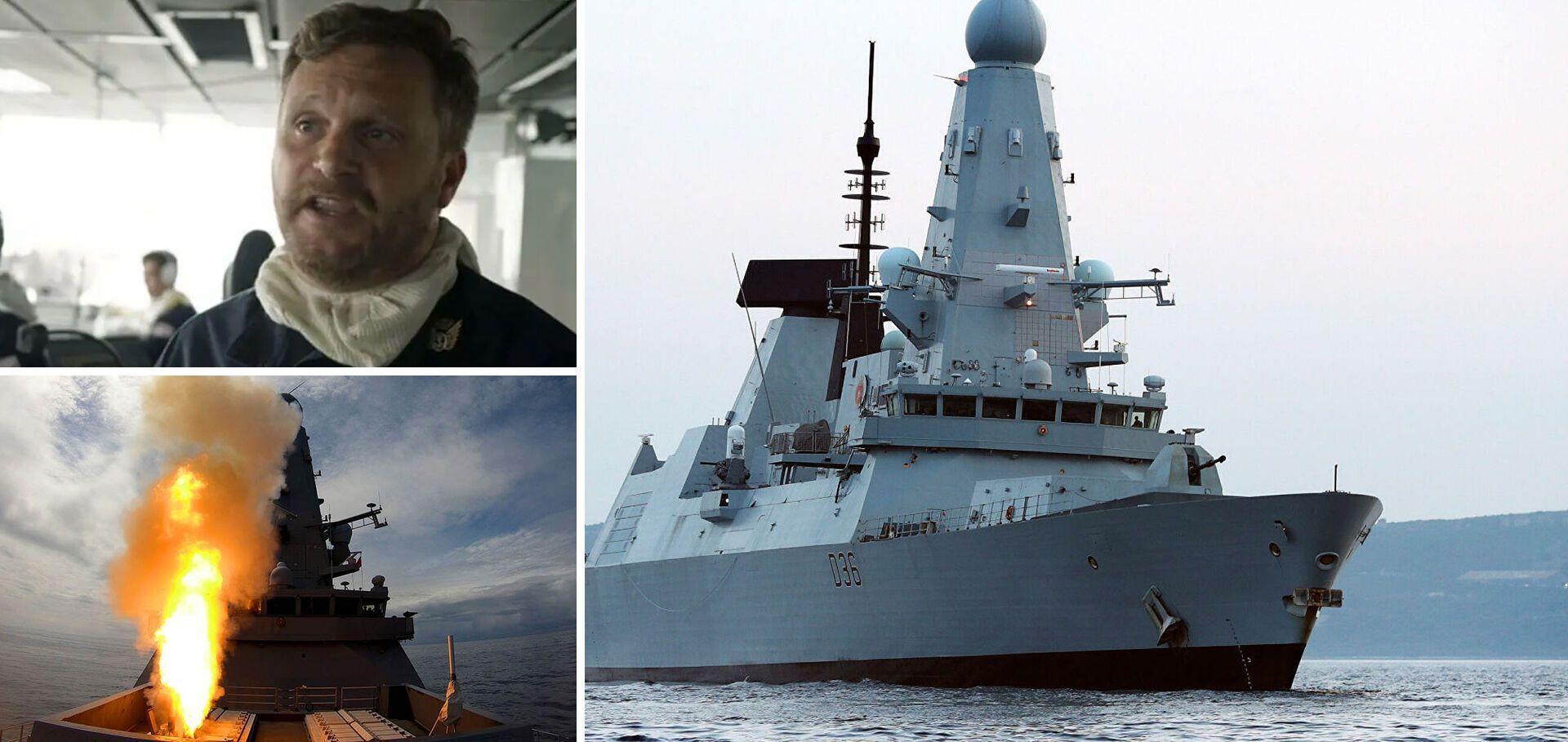 Російський корабель відкрив вогонь під час інциденту в Чорному морі