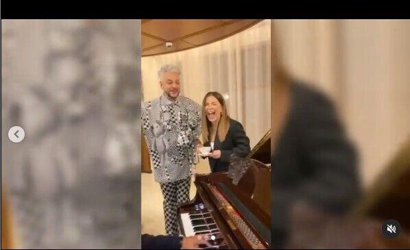 Киркоров и Лорак спели украинскую песню