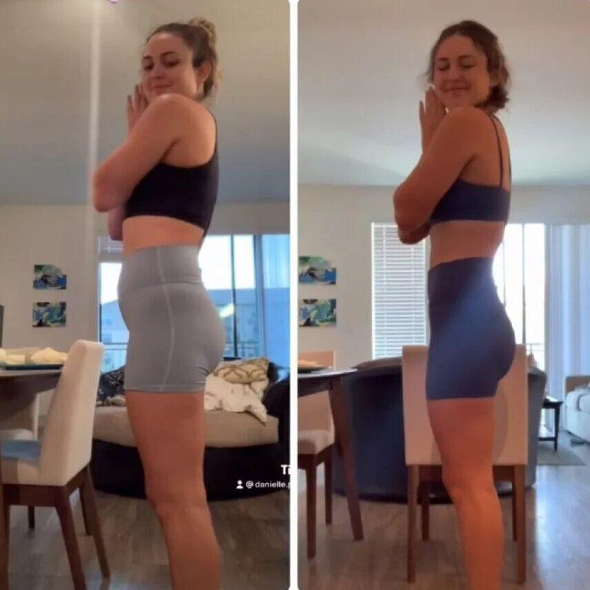 Фото американки до и после.