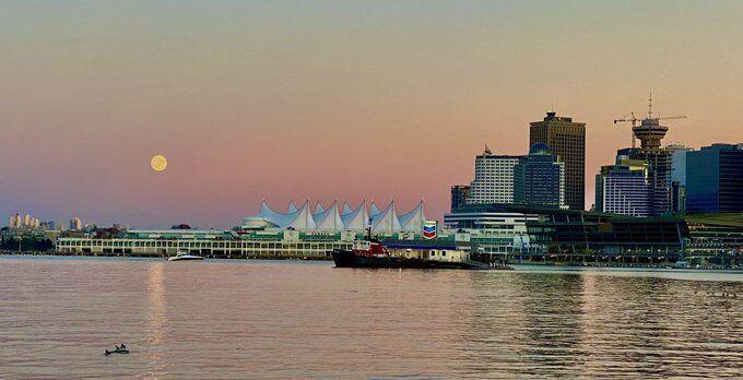 Ванкувер сьогодні !
