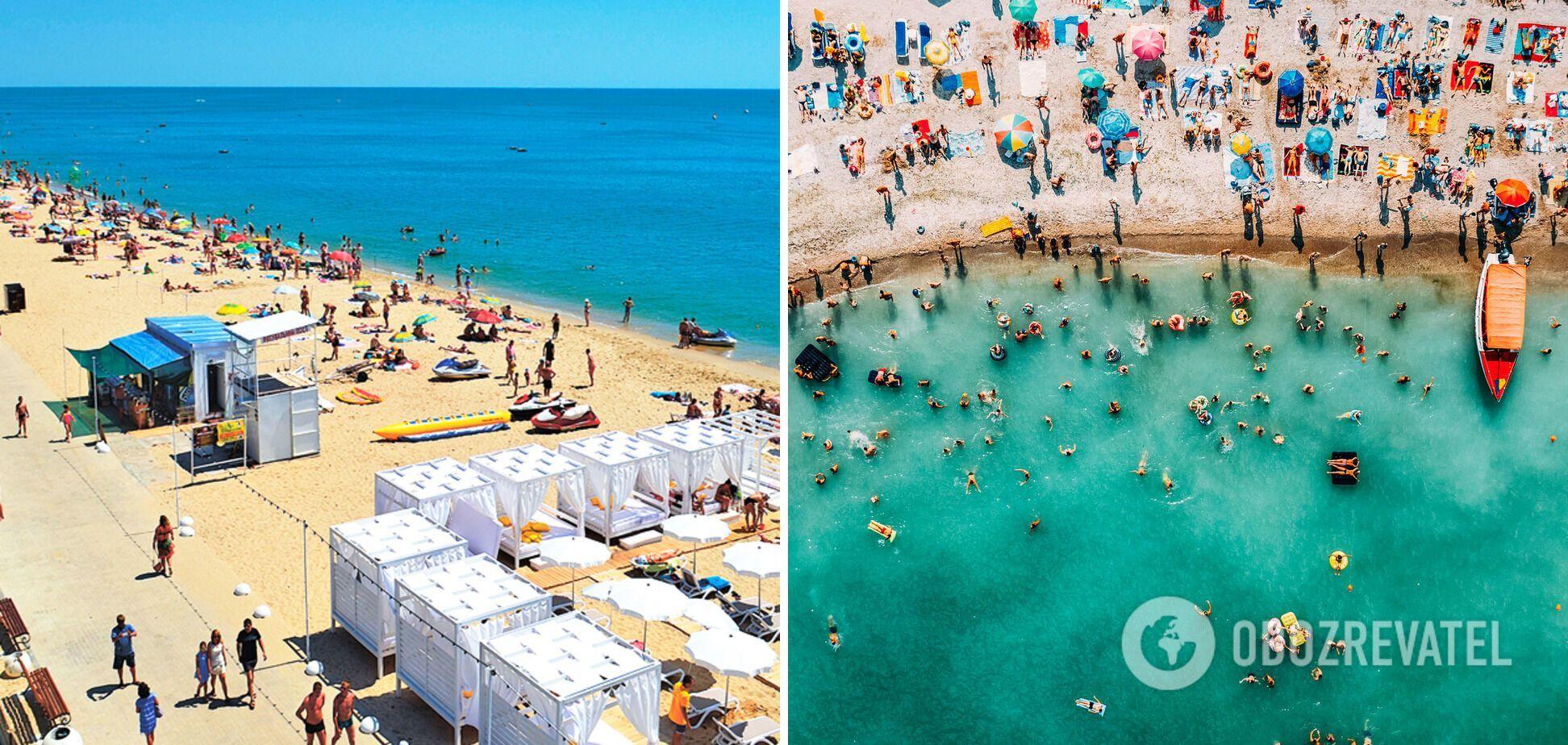 В Затоке ежегодно отдыхают тысячи туристов.