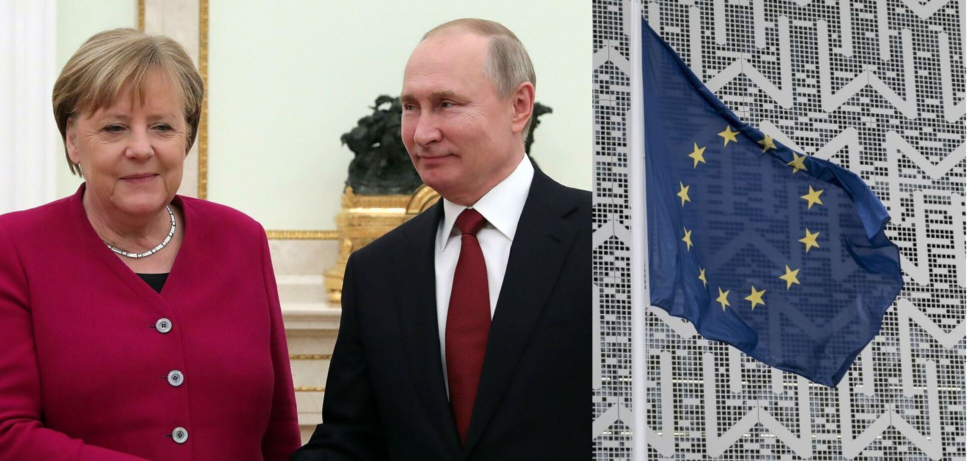 Лідери ЄС не погодилися на пропозицію Меркель щодо саміту з Путіним