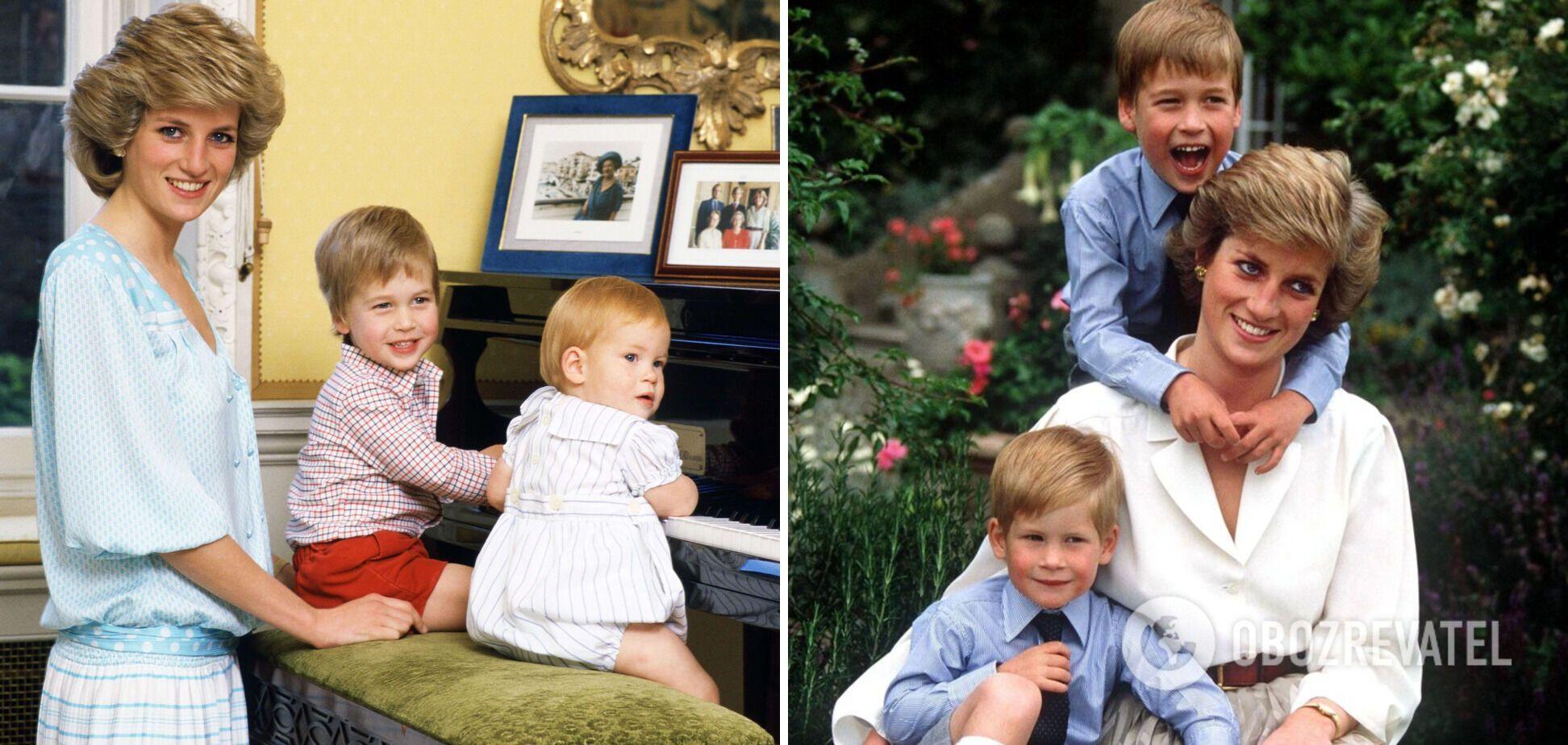 Как раньше выглядели принцы