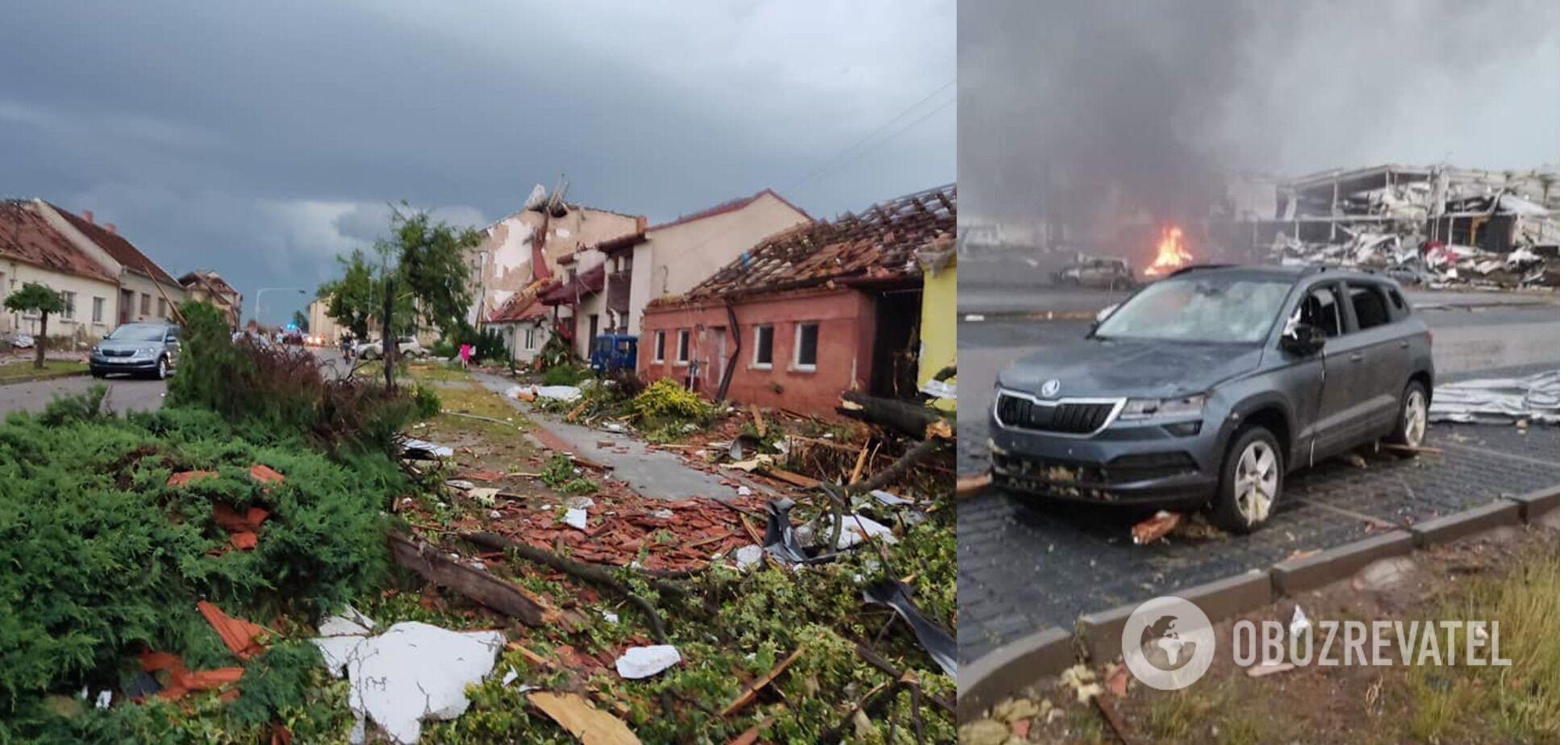 Спасатели объявили чрезвычайную ситуацию третьей степени